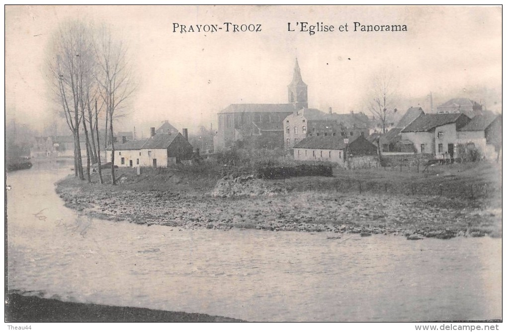 Prayon carte